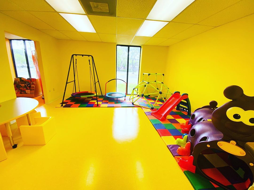 Limitless Learning ABA yellow room