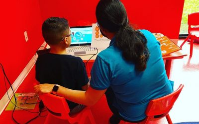 Online school challenges? Not with our team on it! Helping our awesome kids adap…
